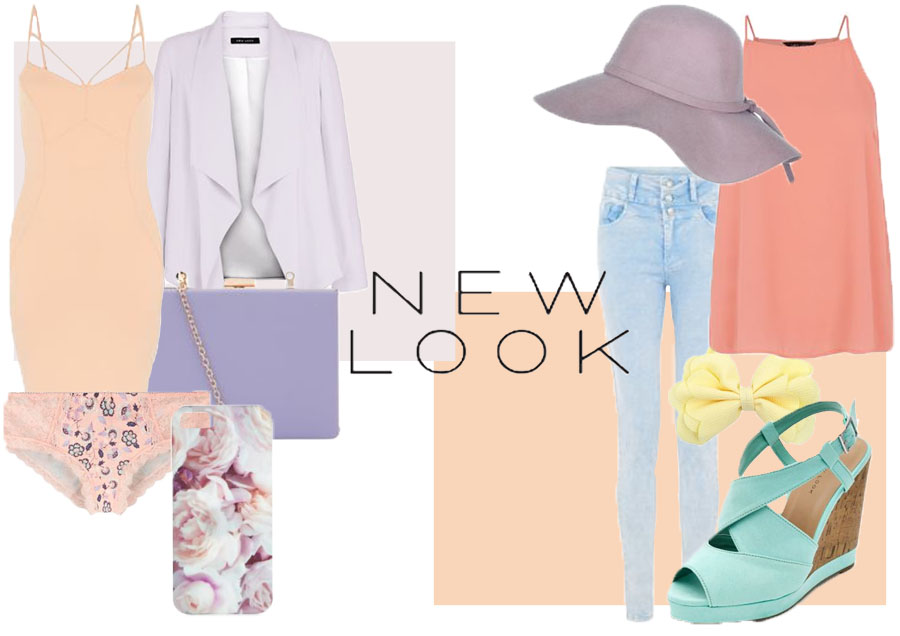 new look pastel clothing