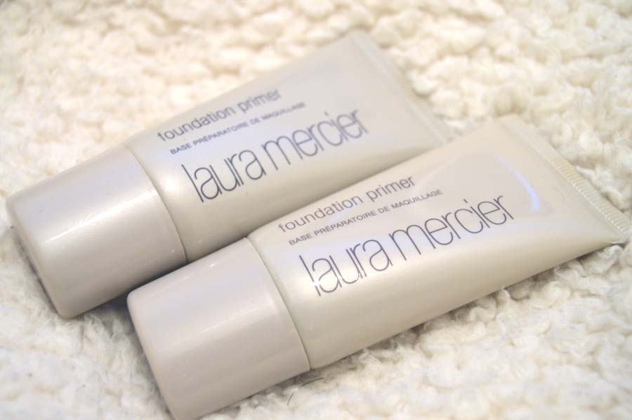 laura mercier foundation primer review