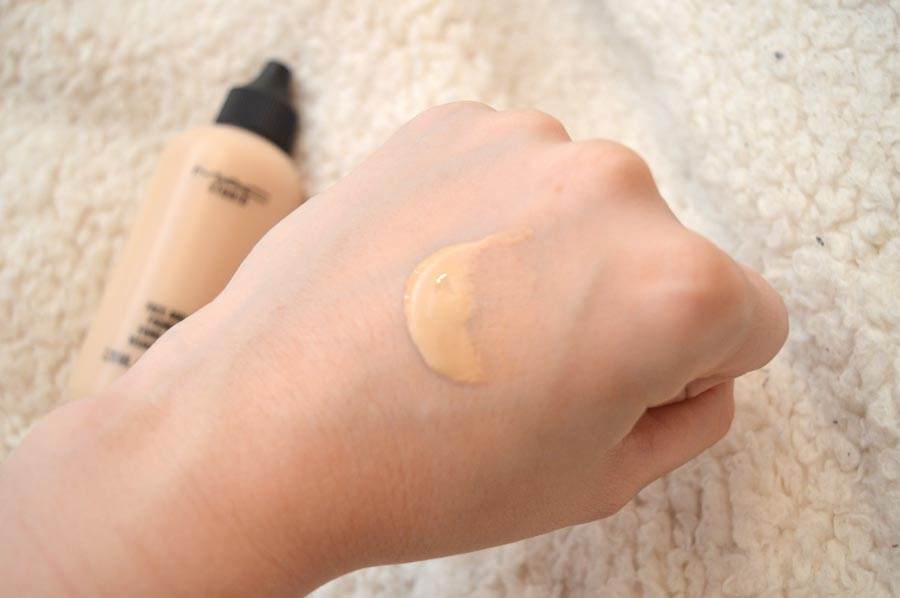 mac and face body c1 swatch