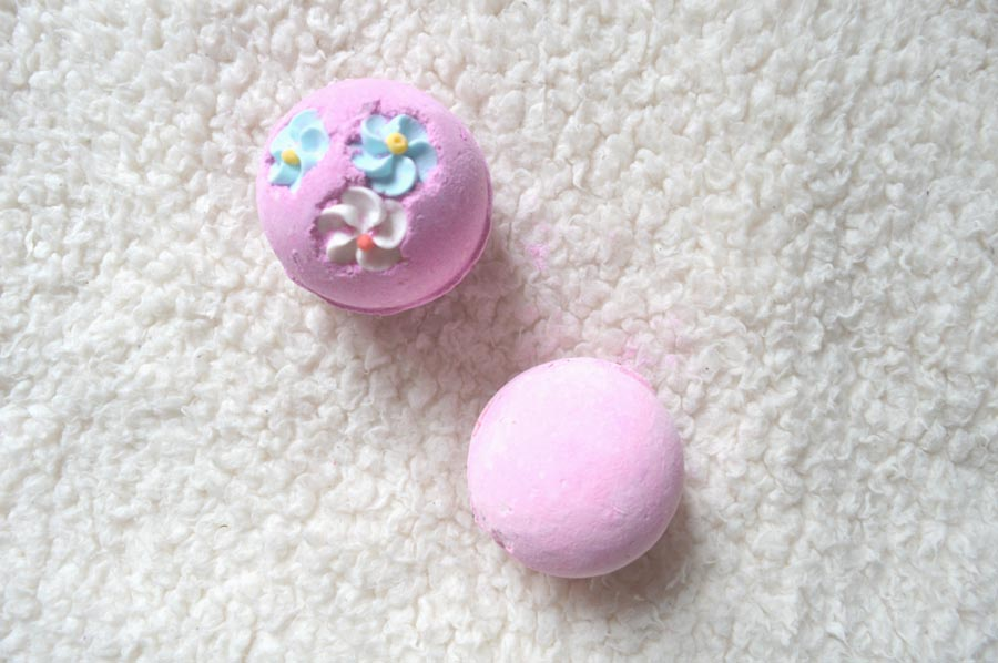 lush think pink and rose queen