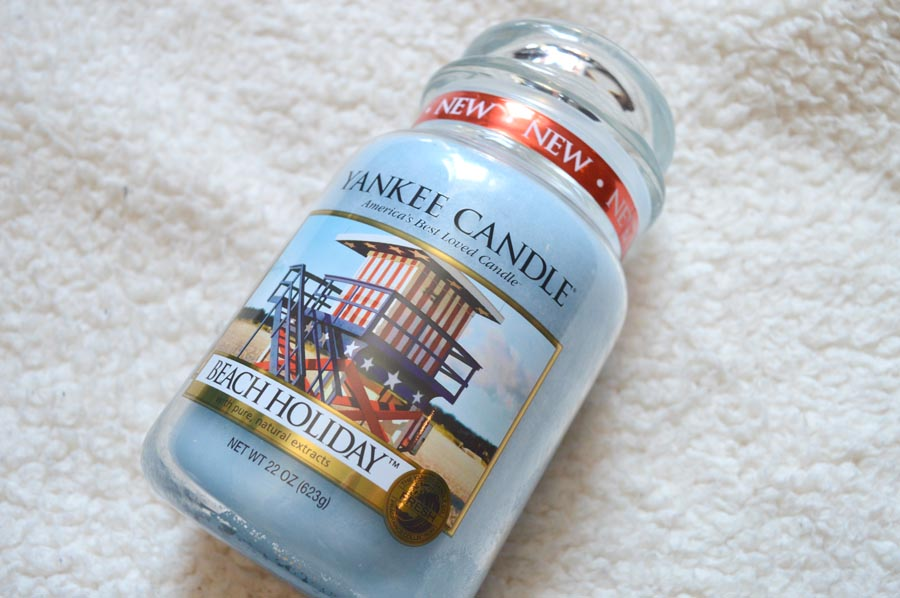 Yankee candle summer sale haul