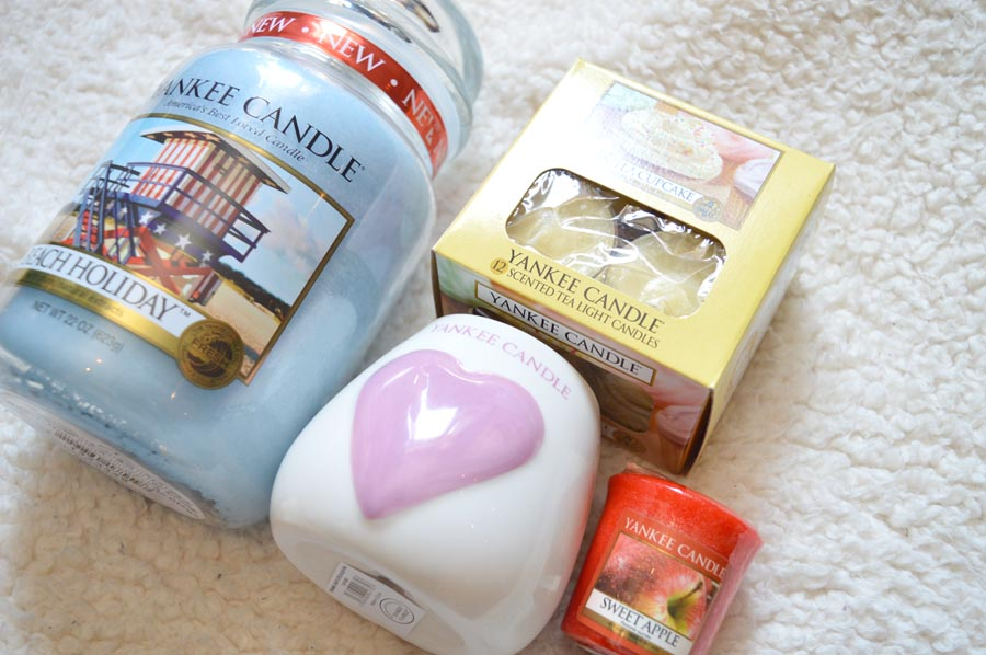yankee candle summer sale