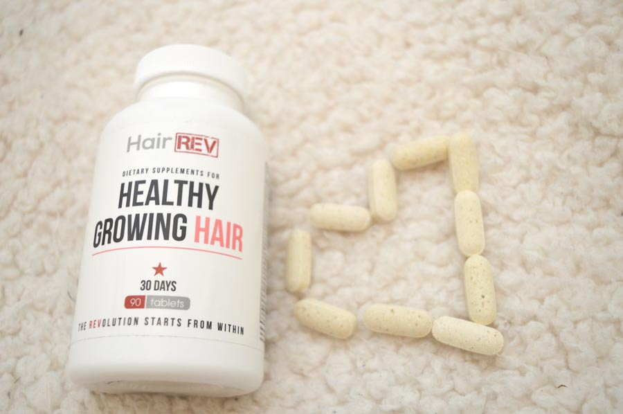hair rev hair growth tablets