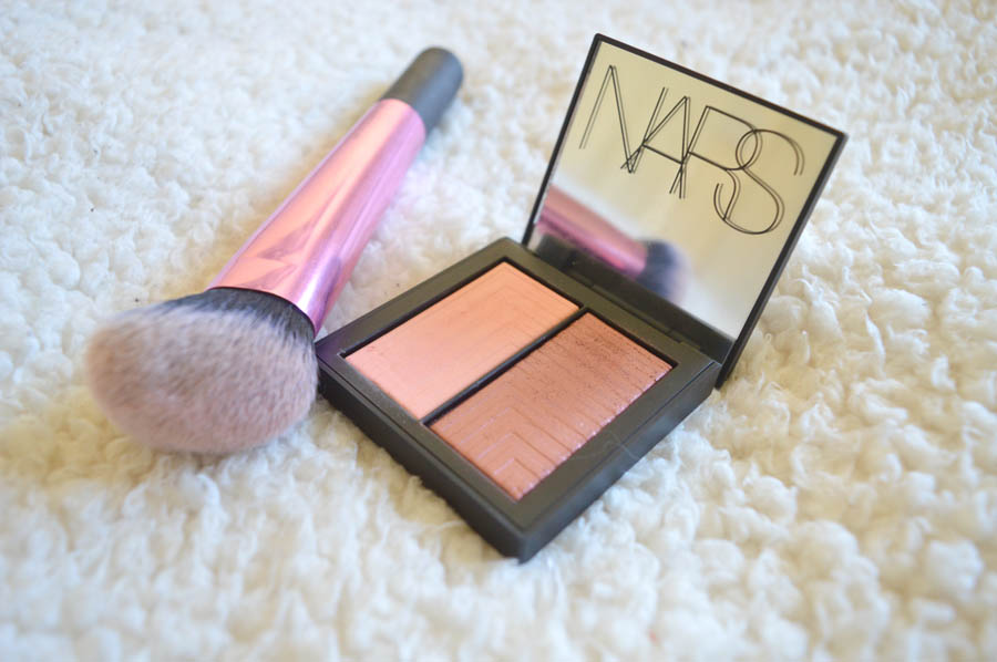 nars dual blush for pale skin