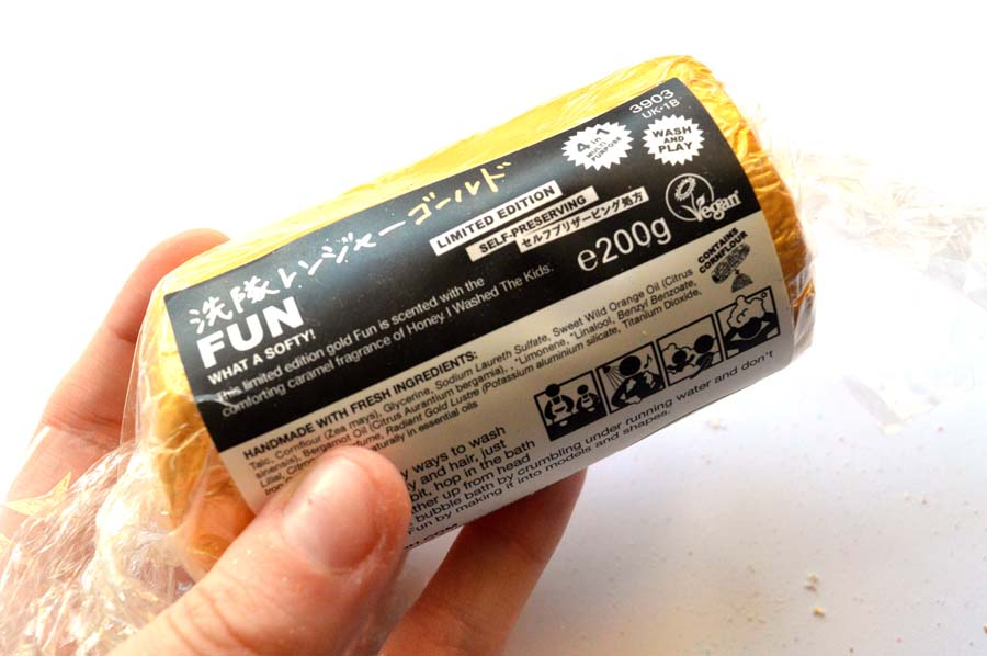 lush fun limited edition