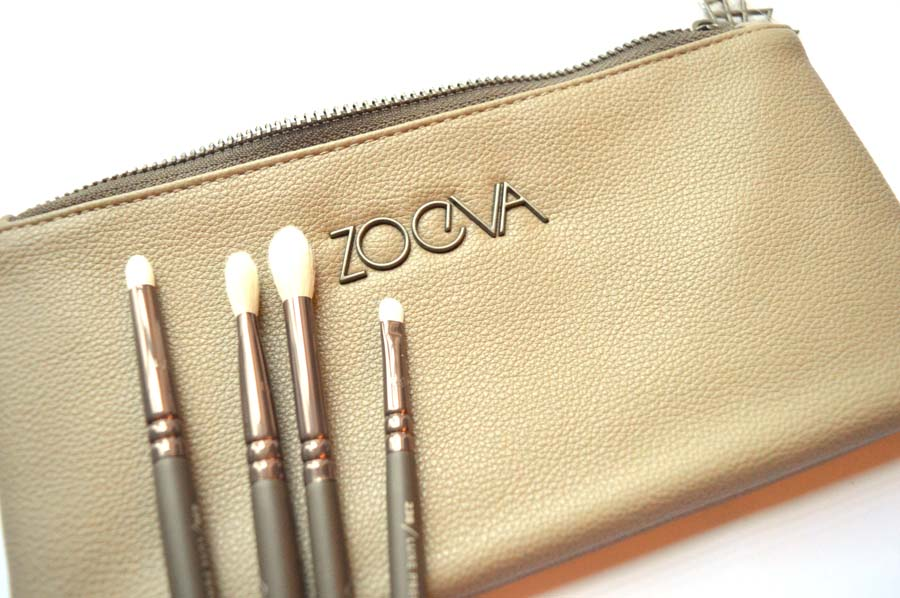 zoeva  blending brushes