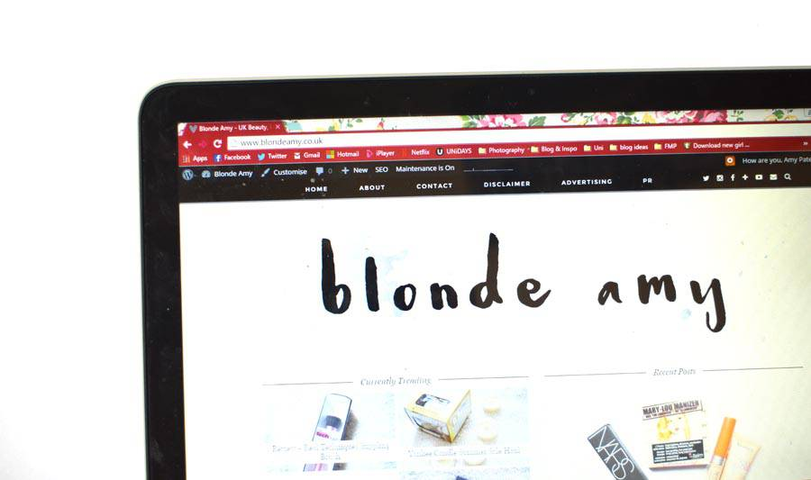 #BlondeAmyRelaunch