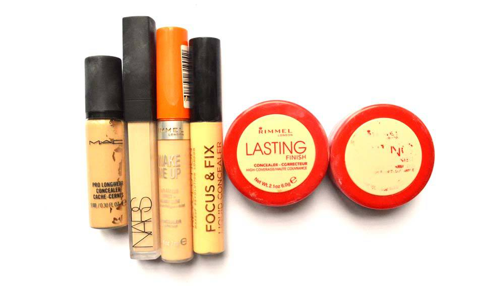 battle of the concealers 1