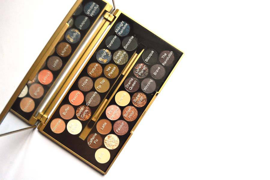 fortune favours the brave swatches and review