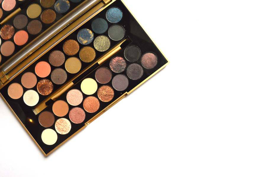 beauty blogger palette review