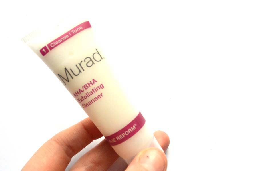 murad cleanser review