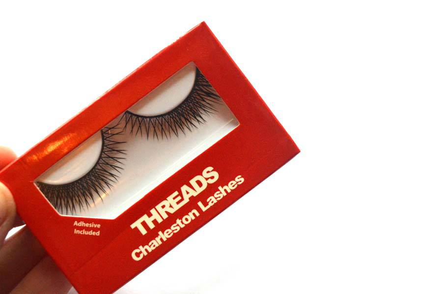 threads charleston lashes review