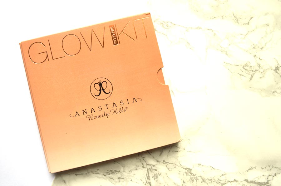 Anastasia Beverly Hills glow kit (that glow) review