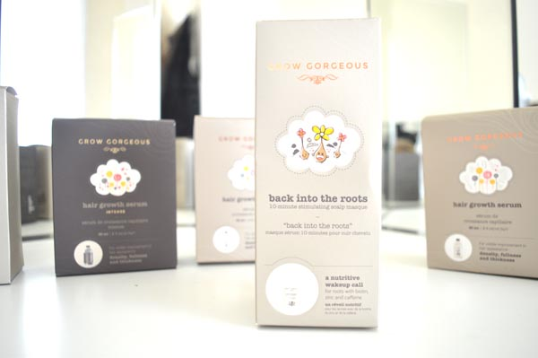 Grow gorgeous back into the roots review