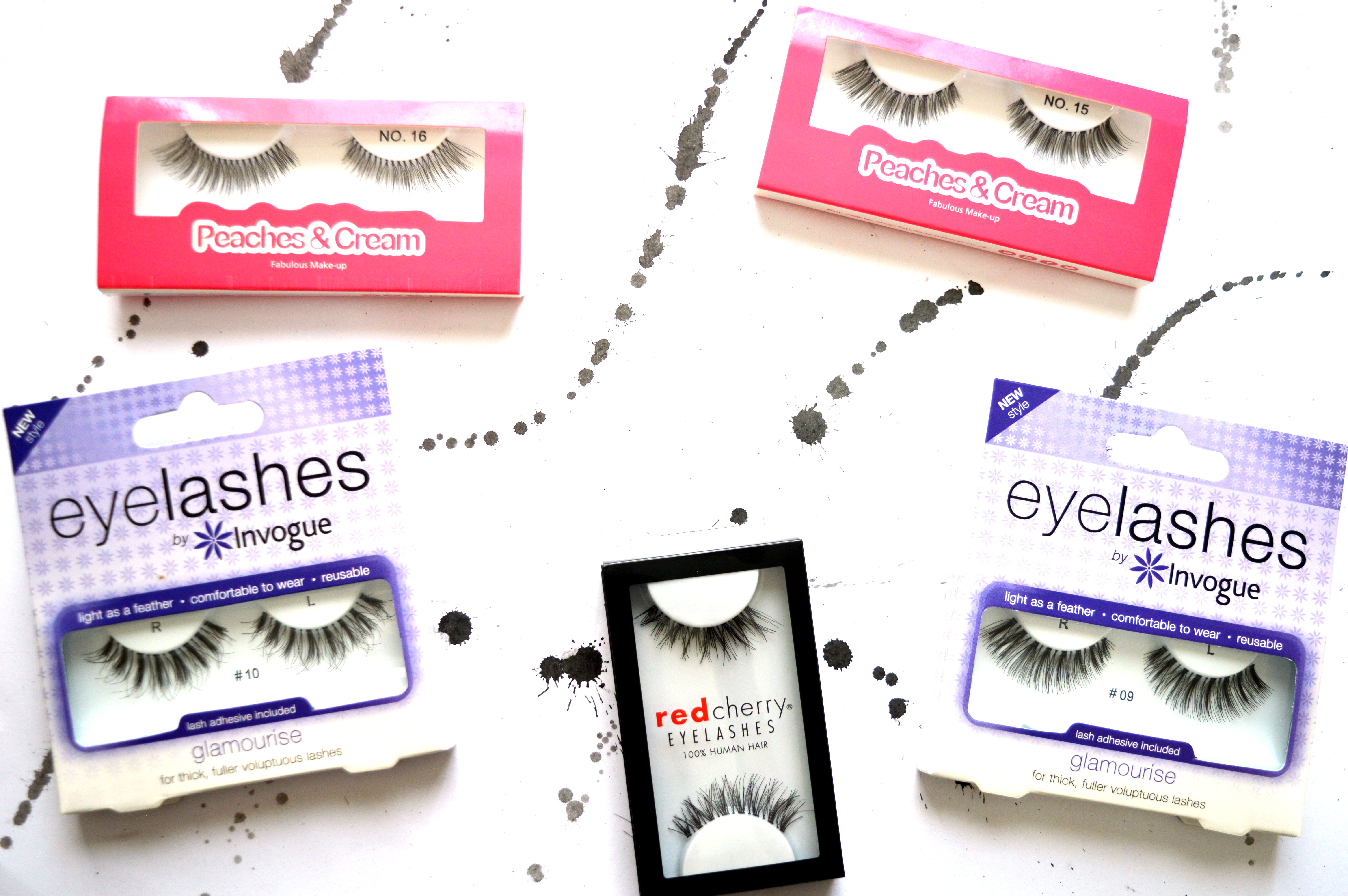 Falseeyelashes.co.uk haul