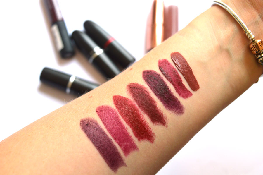 lipsticks you need for autumn