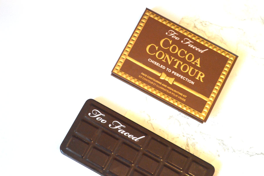 Too Faced chocolate bar palette & cocoa contour kit giveaway