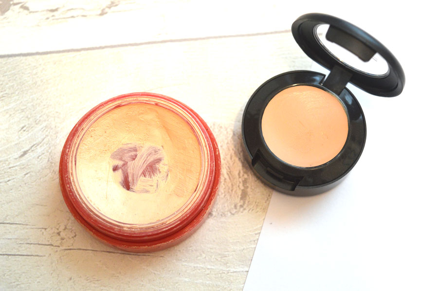 MAC studio finish concealer dupe alert
