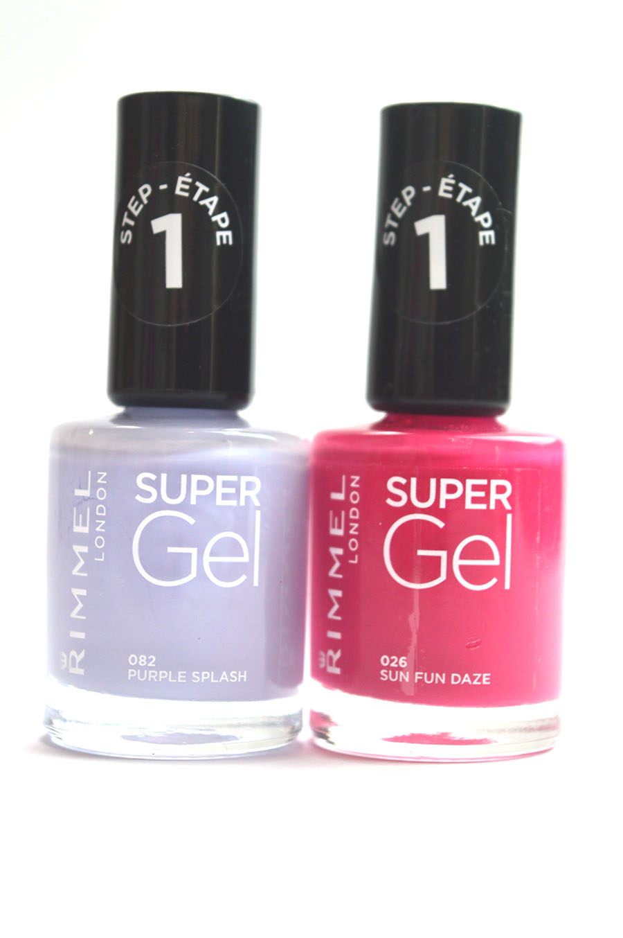 Rimmel London super gel review