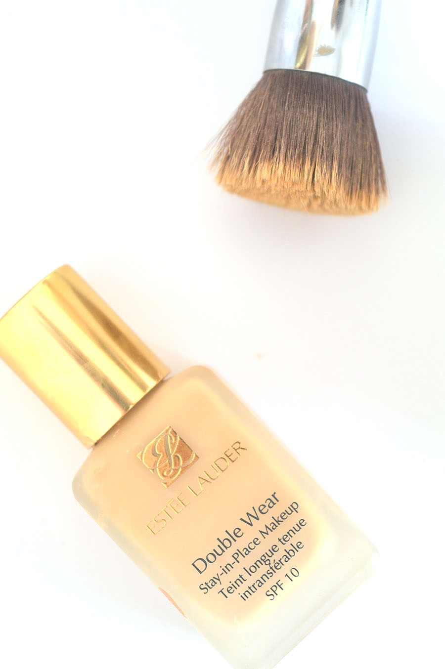Estee Lauder Double Wear foundation 1W2 sand