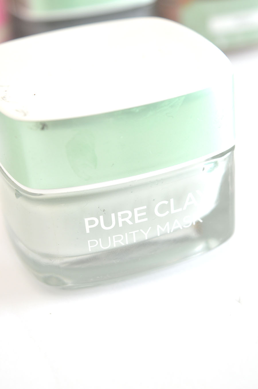 Purity face mask