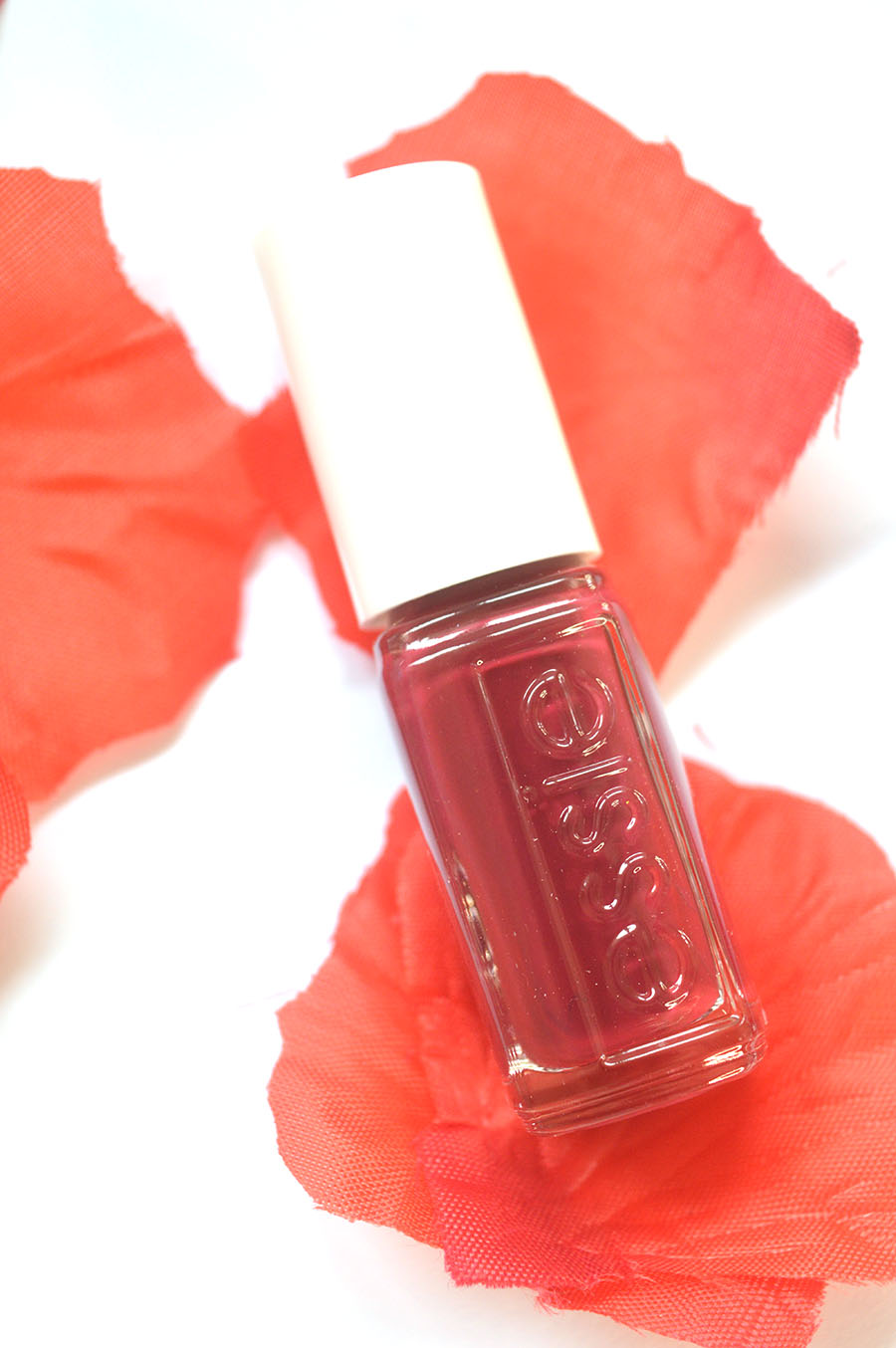 Essie X Rebecca Minkoff leather collection