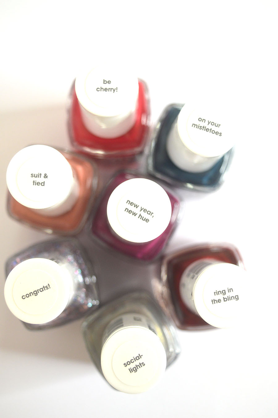 essie winter 2017 collection