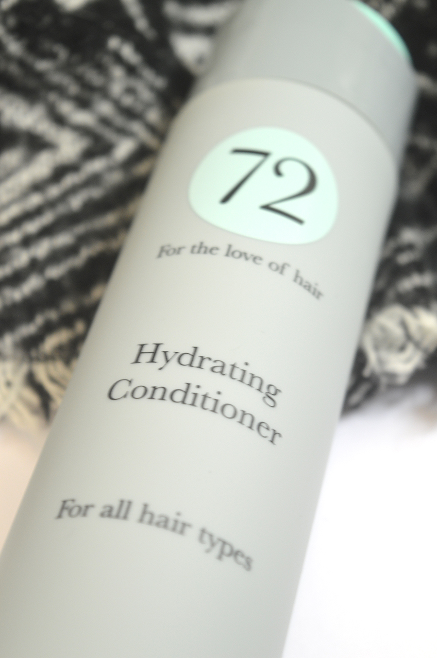 72 Hair Daily Intense Moisture Duo review