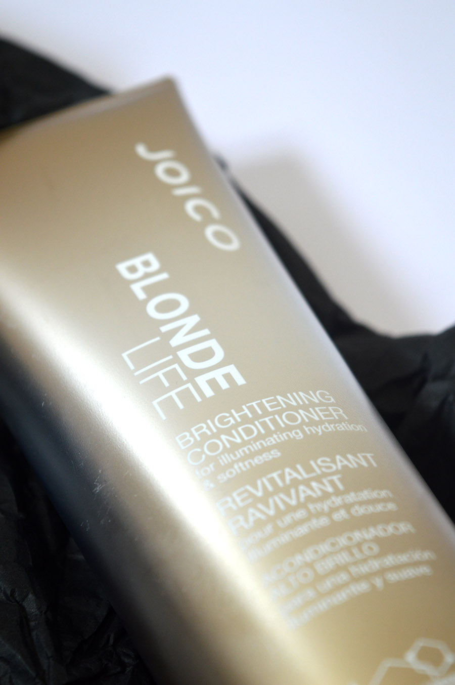 Joico Blonde Life conditioner review