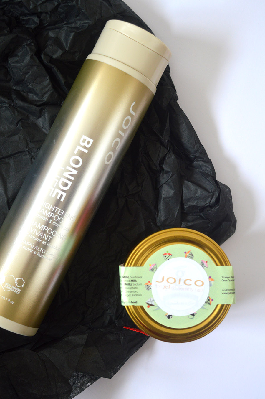 Joico Blonde Life shampoo review