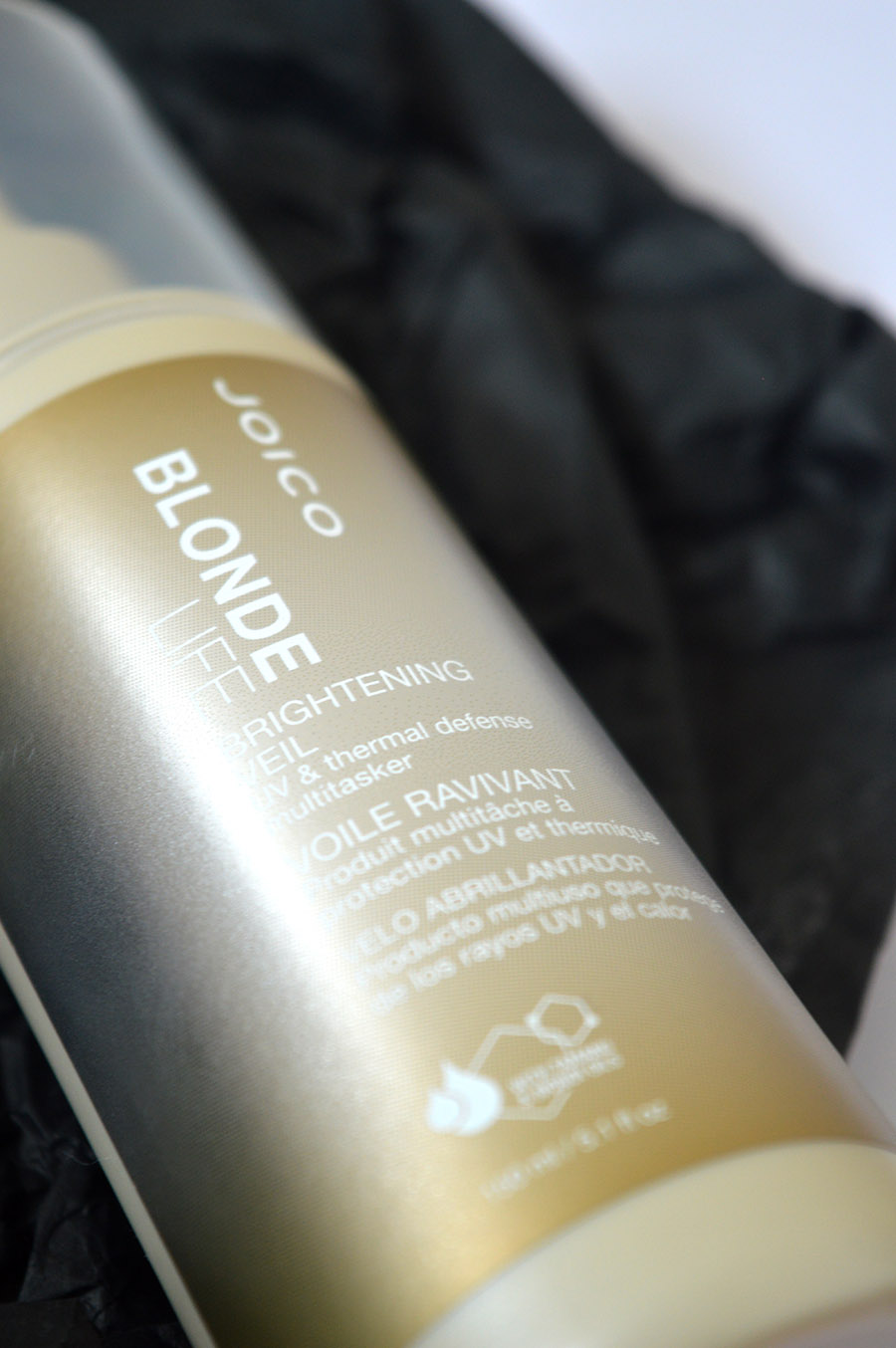 Joico Blonde Life brightening veil review