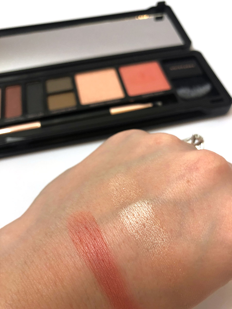 Profusion Cosmetics face palette